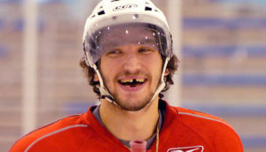 ovechkin missing teeth