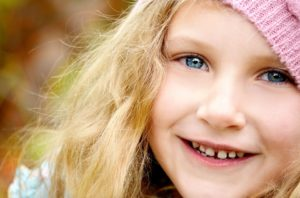 child gap teeth